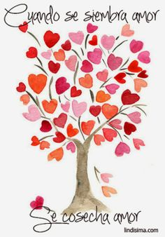 Heart tree print taken from original watercolor painting by Yael Berger Valentine Tree, Valentines Sale, Valentine Crafts, Watercolor Cards, Watercolor Paintings, Watercolor Heart, Tree Paintings, Watercolours, Tree Artwork