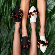 These shoes scream spring and we are seriously into it.