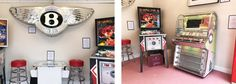 Goodwood Members Meeting Coke Machine, Vintage Coke, Air Hockey, Goodwood Revival, Casino Games, Arcade Games, Game Room, Bobs, Design Inspiration