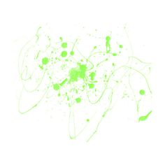 Neon Green Paint Splatter ❤ liked on Polyvore featuring backgrounds, fillers, paint, green, effects and splashes