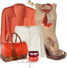 """""""Cut Out Wedges 2"""" by ccroquer on Polyvore"""