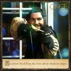 Robin Hood. I got immensely excited when I saw Tom Ellis appear as Robin Hood.