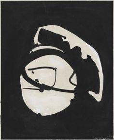 Hans Hofmann, The Moon, 1949