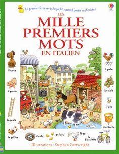 """En savoir plus sur """"Les mille premiers mots en italien"""", rédiger un commentaire ou acheter."""