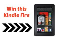"""Welcome to Giveaway Promote's 2nd Anniversary Giveaway! win a Kindle Fire 7"""", LCD Display, Wi-Fi, 8 GB."""