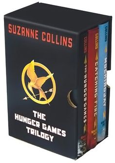 The Hunger Games Trilogy Boxed Set eBook hacked. The Hunger Games Trilogy Boxed Set by Suzanne Collins (Author) The uncommon, historic New York Times smash hits The Hunger Games and Catching Fire, alongsi. The Hunger Games, Hunger Games Trilogy, I Love Books, Great Books, Books To Read, My Books, Amazing Books, Tribute Von Panem, Thing 1