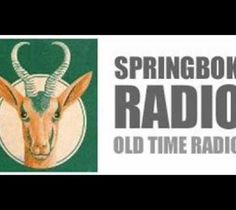 South Africa's old Springbok Radio Those Were The Days, The Good Old Days, My Childhood Memories, Sweet Memories, Union Of South Africa, Mein Land, Old Time Radio, African History, Do You Remember