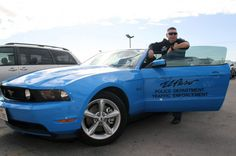 El Paso, TX using 2012 Ford Mustangs as undercover cop cars ...