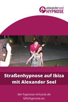 Straßenhypnose Es Canar Ibiza mit Alexander Seel Fotoalbum. Im Rahmen der Hypnose Event Woche auf Ibiza gab es nicht nur Showhypnose zu sehen, auch Straßenhypnose mit viel Blitzhypnose fand regelmäßig statt. Hier geht es zum Hypnose Fotoalbum #Straßenhypnose #Strassenhypnose #Blitzhypnose #Showhypnose #AlexanderSeel #Hypnotiseur #Showhypnotiseur #Ibiza #PuntaArabi #EsCanar Ibiza, U Bahn Station, Videos, Pictures, Shopping Center, Photograph Album, Frame, Learning, Video Clip