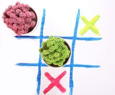 Collect Desert Gems and decorate with them. They're also fun for games like tic-tac-toe!