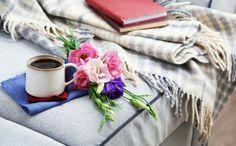 Bad...black tea...books...flowers...love