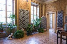 Plumage mosaic tiles by Cristina Celestino   Flodeau.com