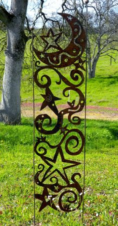 welded garden art | Request a custom order and have something made just for you.