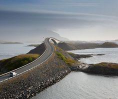 World's Strangest Bridges: Storseisundet