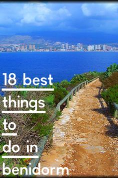 Benidorm is a beautiful holiday destination located in the famous Costa Blanca region in Eastern Spain. It is known for its stunning beaches. Stuff To Do, Things To Do, Old Things, Popular Holiday Destinations, Stunning View, Beautiful, Old Town, Beaches, Costa
