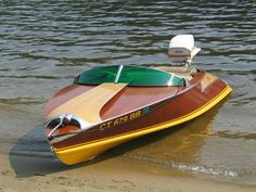 Wooden Boat Plans For Free Old Boats, Small Boats, Shallow Water Boats, Wooden Speed Boats, Chris Craft Boats, Runabout Boat, Wood Boat Plans, Classic Wooden Boats, Wooden Boat Building