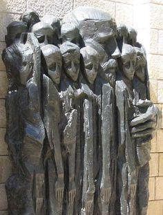 Yad Vashem, Jerusalem.  Children's Memorial