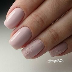 False nails have the advantage of offering a manicure worthy of the most advanced backstage and to hold longer than a simple nail polish. The problem is how to remove them without damaging your nails. Chic Nails, Stylish Nails, Trendy Nails, Bride Nails, Wedding Nails, Wedding Coral, Pink Nails, My Nails, Nail Deco