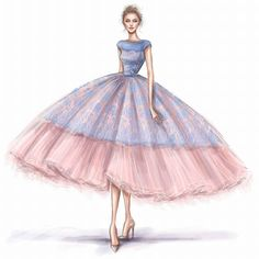 New fashion design sketches dresses artists Ideas Illustration Mode, Fashion Illustration Sketches, Fashion Sketchbook, Fashion Sketches, Dress Drawing, Sketch Drawing, Sketching, Dress Sketches, Art Sketches