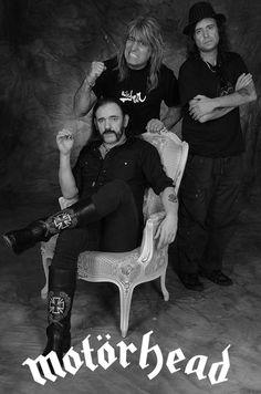 Motörhead é uma banda de rock britânica, formada em 1975, na Inglaterra pelo vocalista, letrista e baixista Lemmy Kilmister. É conhecida pelo seu peso e velocidade, que influenciou muitas bandas de heavy, thrash metal e punk rock.