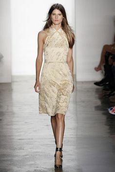 Spring 2013 RTW, Designer: Peter Som, Model: Marie Piovesan