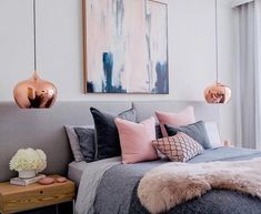 By making a few fundamental changes to your bedroom you can easily turn it into a relaxing haven of zen perfect for improving sleep and de-stressing.