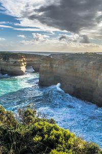 The Great Ocean Road, Australia. HTC Butterfly Wallpaper