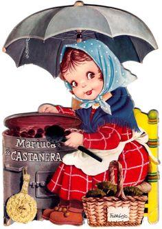 MARIUCA LA CASTAÑERA - Juan Ferrándiz