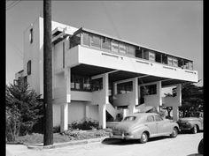 Lovell Beach House - 1926 - photo 1950?