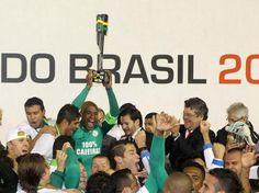 Com Copa do Brasil de sete meses, CBF divulga calendário de 2013