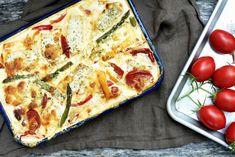 Arvefisken Vegetable Pizza, Quiche, Food And Drink, Vegetables, Breakfast, Diy, Breakfast Cafe, Do It Yourself, Bricolage