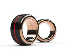 """""""Touch"""" rings that let you feel a loved one's pulse are blowing our minds"""