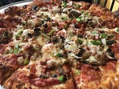 The Forager - Big Woods Pizza Co