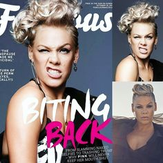 These amazing photos you can find in the new @fabulousmag P!NK (Alecia Beth Moore) Fanclub http://ift.tt/2uNVxEO