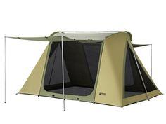 Chic New Kodiak Canvas No Floor Tent Screen House Camping 6714 Enclosure Bag Outdoor Sports from top store Kodiak Tent, Ridge Pole, Kodiak Canvas, Canvas Tent, Ceiling Materials, Screen House, Spring Steel, Steel Rod, Vestibule