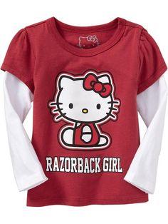 Old Navy   Hello Kitty Razorback Tee for Baby