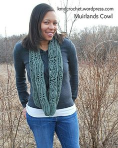 Muirlands Cowl by KMD Crochet