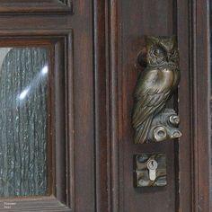 recycling ideas to design unusual door handles