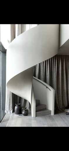 Use stairs throughout to create interest.