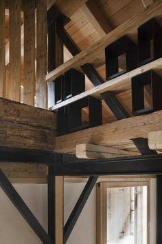Alpine Barn - EXiT architetti associati