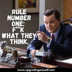 Top 20 Power-Backed Motivational Quotes From The Wolf Of Wall Street