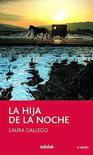 Blog del IES Laguna de Tollón: Libro de la semana: La hija de la noche