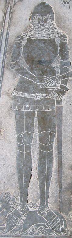 1370  John de la Pole, died 1370    Chrishall