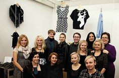Turku Design Sales team, Budapest Design Week 2010 Kuva Tatu Gustafsson