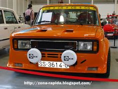 ZONA RÁPIDA: VEHICULOS CLASICOS IRUN (PARTEII) Rally Car, Fiat, Cars Motorcycles, Cool Cars, Tucson, Decals, Men's, Race Cars, Sport Cars