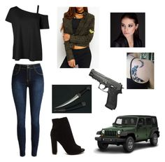 Hard Core Jeep Riding by alexaluc13 on Polyvore featuring Wrangler