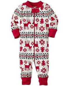 gotta have the matching jammies Night Night Baby Sleepers In Pure Organic Cotton from #HannaAndersson.