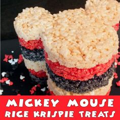 Apparently, in Nancy and my world, you cannot have a party without some sort of celebratory Rice Krispie Treat. Here's the thing…they are so delicious AND you can color them, mold them and make them into whatever sized treasure you want.  So that is what we did with our Mickey Mouse Rice Krispie Treats, we colored and...Read More »