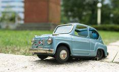 バンダイ Fiat600