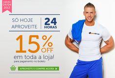 E-mail marketing desenvolvido para loja www.polario.com.br by Tiago Nepomuceno